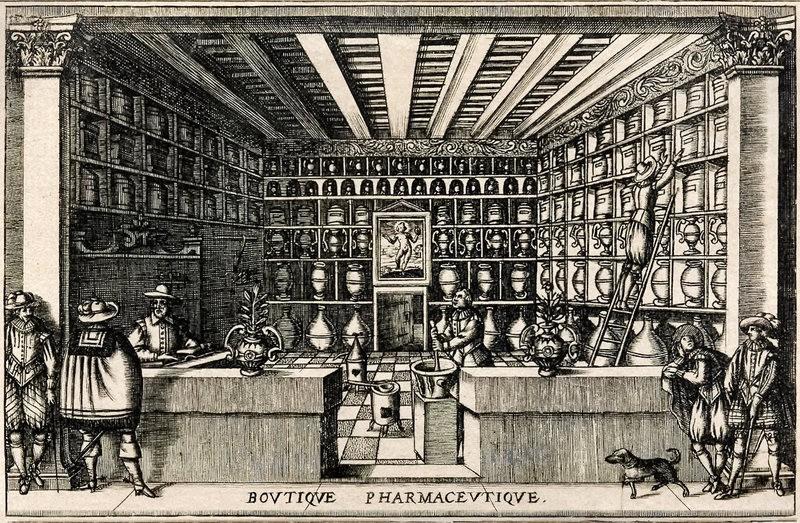 medicina do século 17