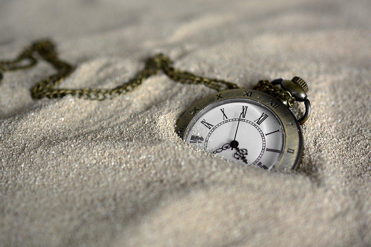 noção de tempo