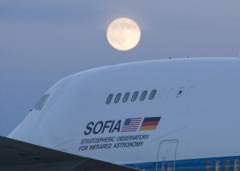 (Créditos da imagem: SOFIA/NASA).