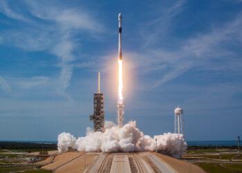 (Créditos da imagem: SpaceX).