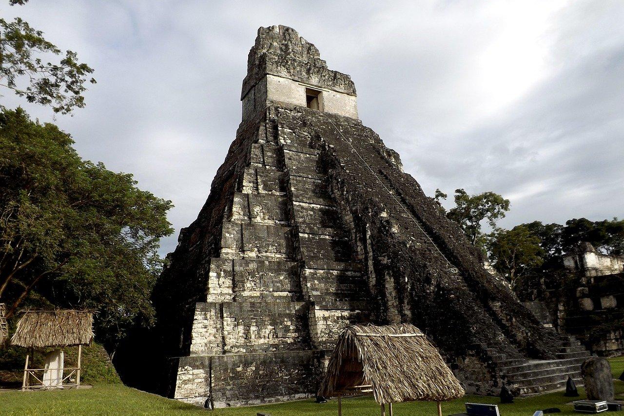 antiga civilização maia