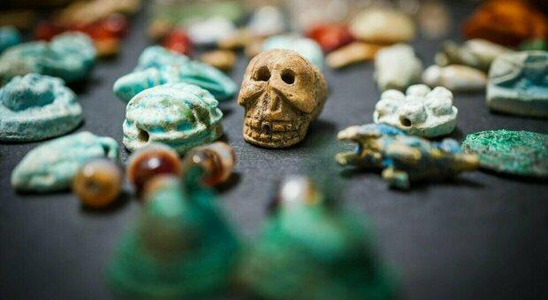 artefatos roubados