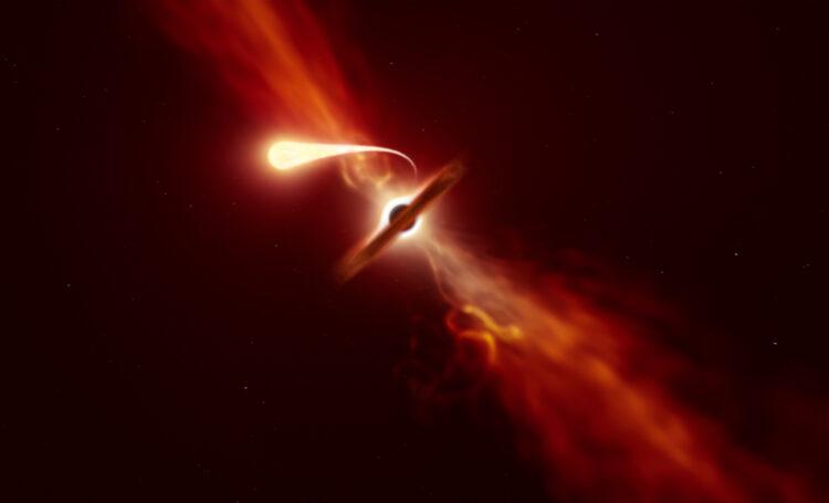 (Créditos da imagem: ESO/M. Kornmesser).