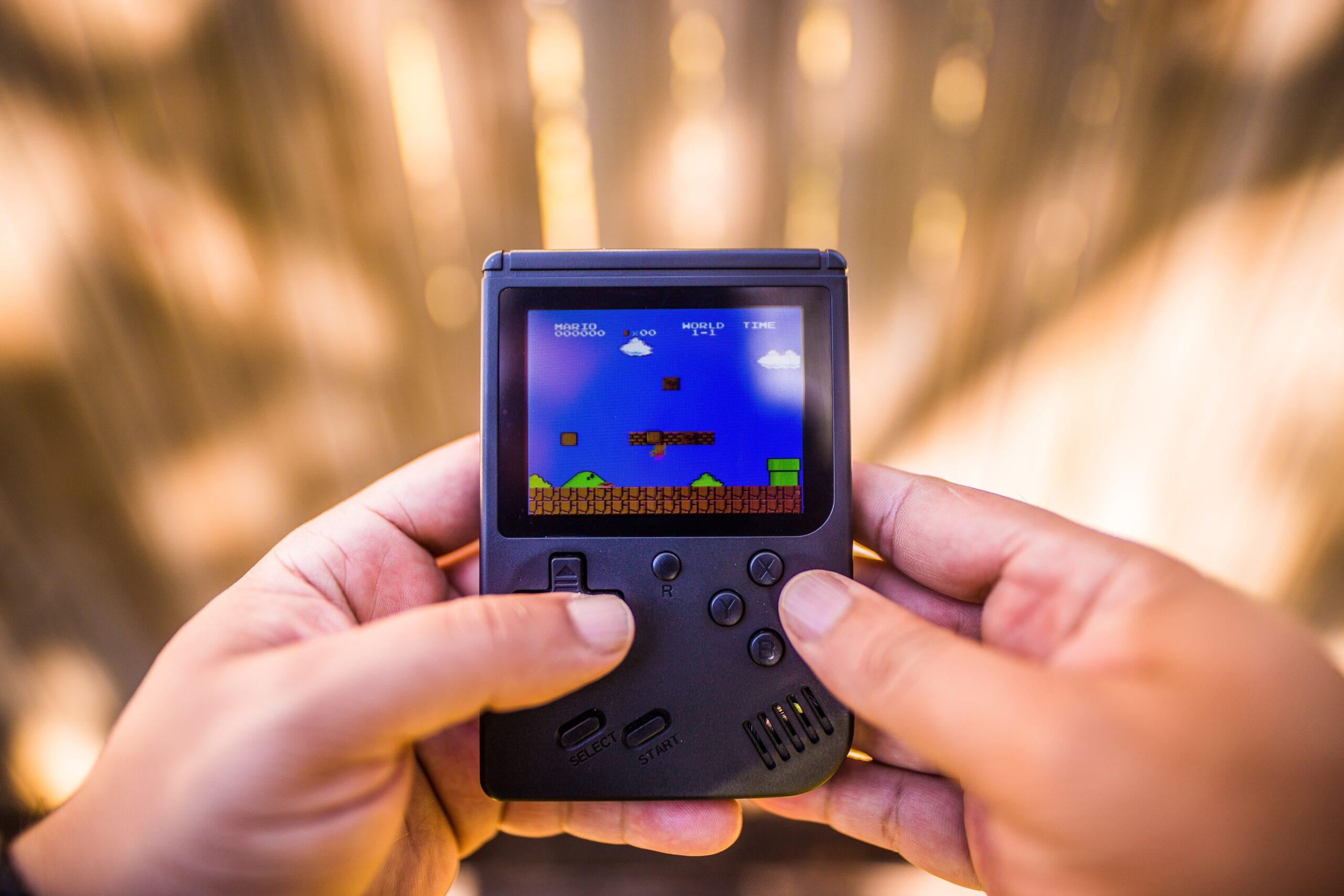 Jogar vídeo game te deixa mais inteligente