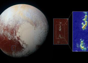 (NASA/JHUAPL/SwRI and Ames Research Center/Daniel Rutter)