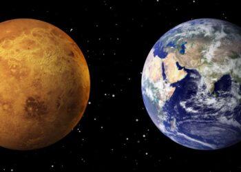 Vênus e Terra