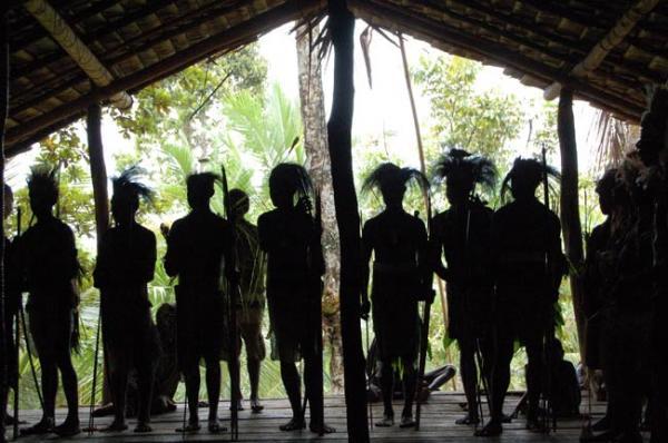 vila de Negadai, o Biami
