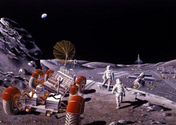 (NASA/Dennis Davidson).