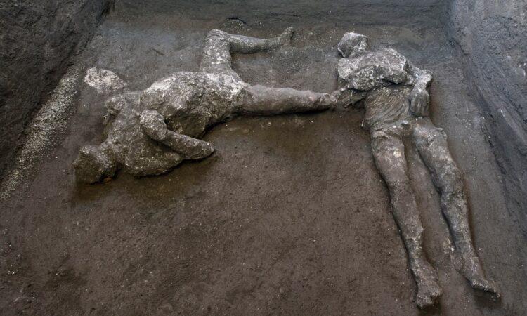 (Luigi Spina / Parco Archeologico / EPA)