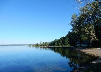 O sons levam o nome do Lago Seneca, no estado de Nova York, nos EUA. (Shuvaev / Wikimedia Commons).