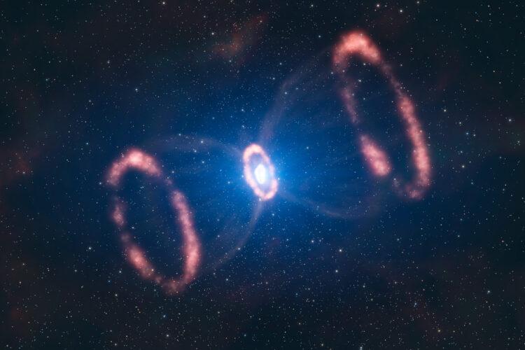 Supernova 1987A. (ESO/L. Calçada).