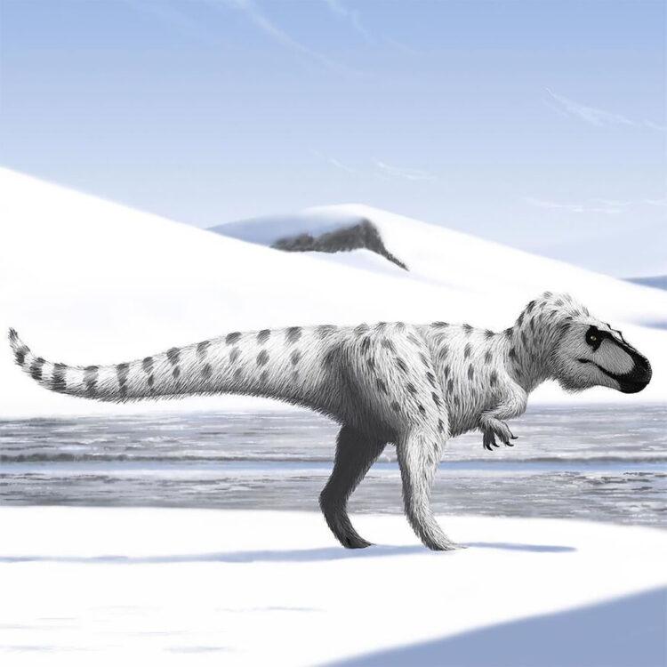 dinossauros viveram ártico 2
