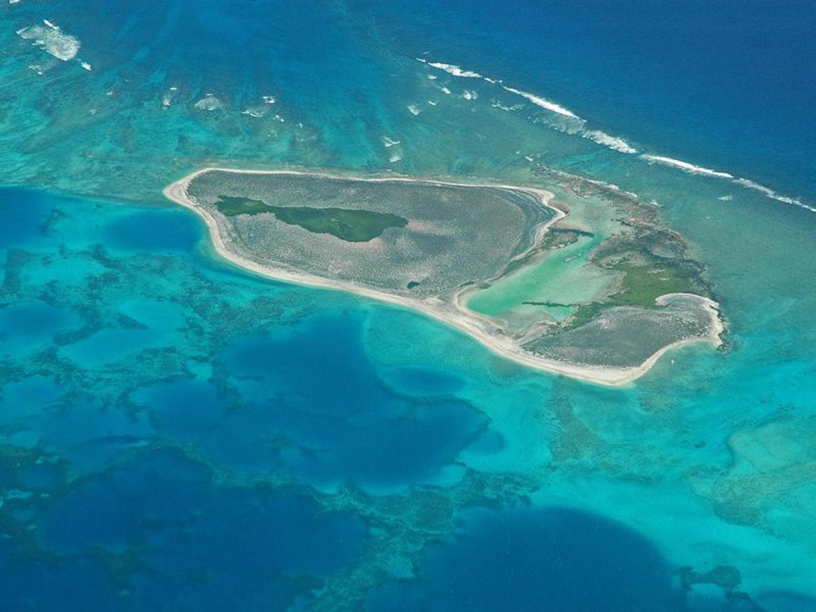 ilha do Pacífico