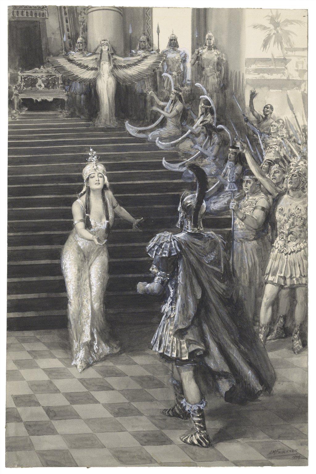 A sabedoria da Cleópatra