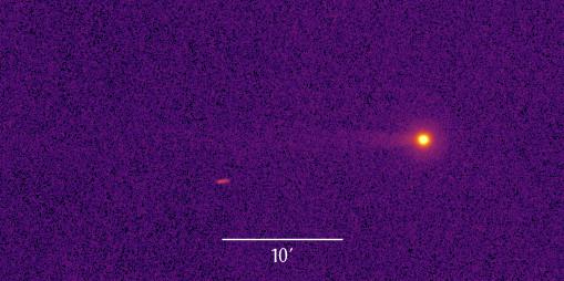 Mercúrio e sua cauda de sódio