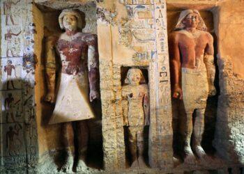 Necrópole de saqqara