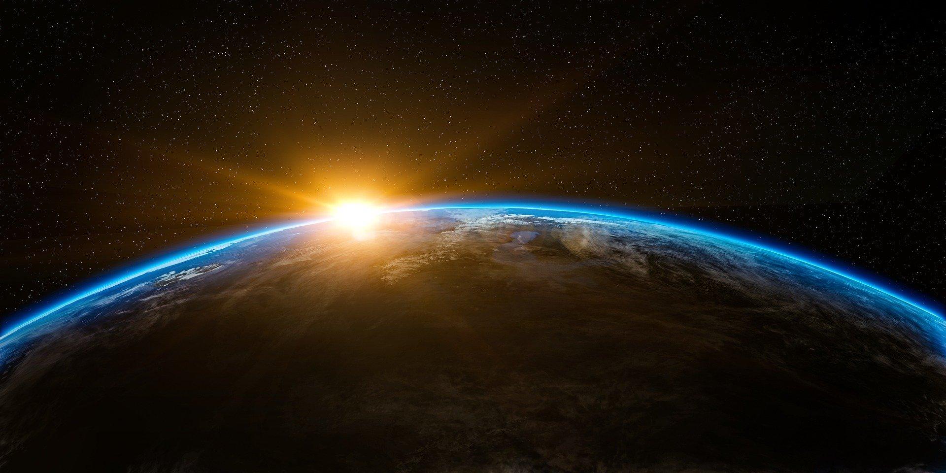 A Terra está girando mais rápido
