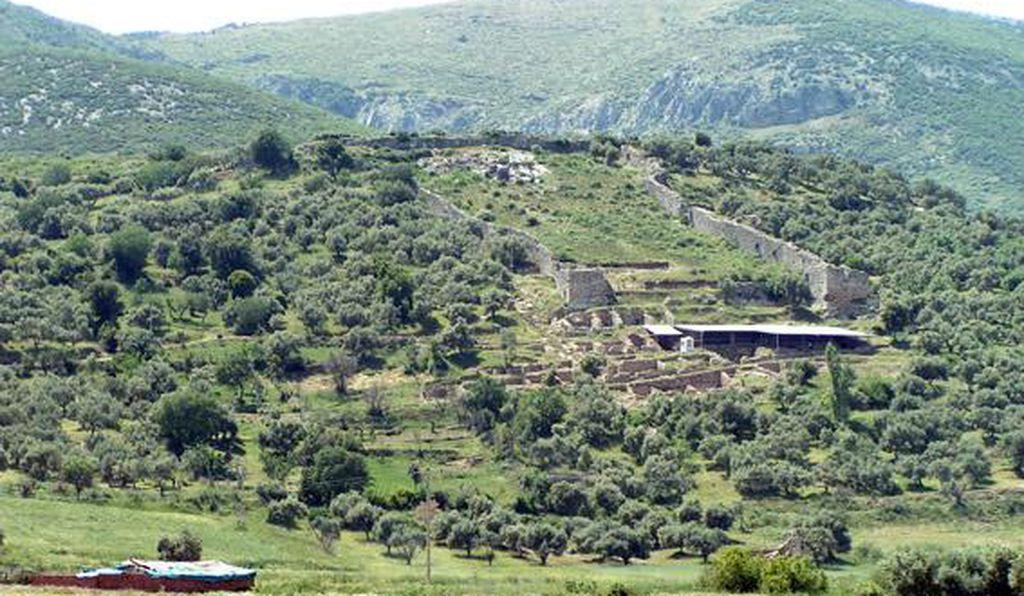 cidade Metrópolis, na Turquia