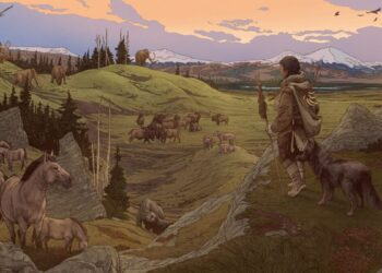 primeiros habitantes das américas estavam com seus cães