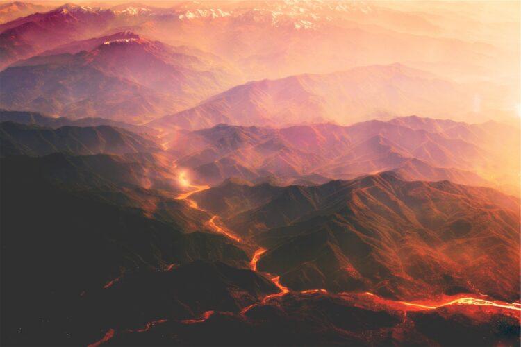 Cristais de zircônio indicam uma expansão gigante do manto da Terra há 3 bilhões de anos. (Free-Photos/Pixabay )