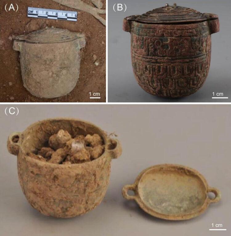 Creme facial de quase 3.000 anos encontrado na china