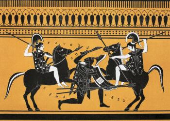 Guerreiras amazonas na grecia