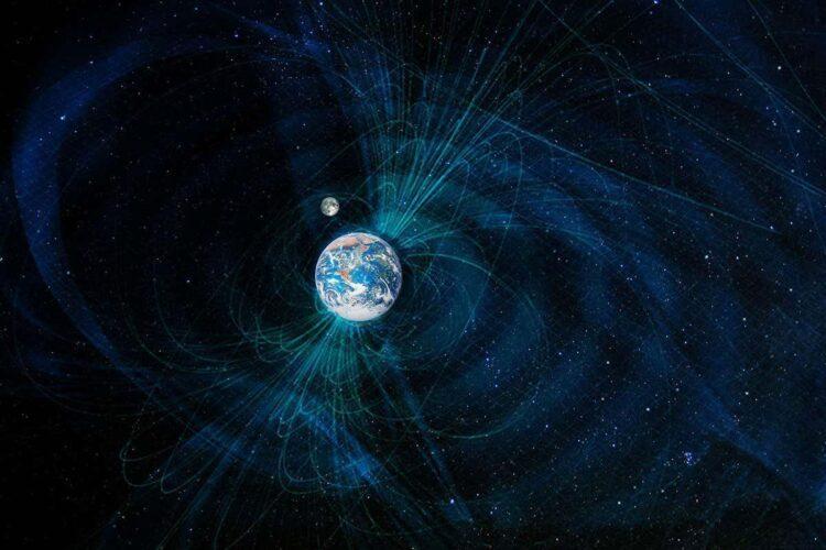 Reversão do campo magnético da Terra