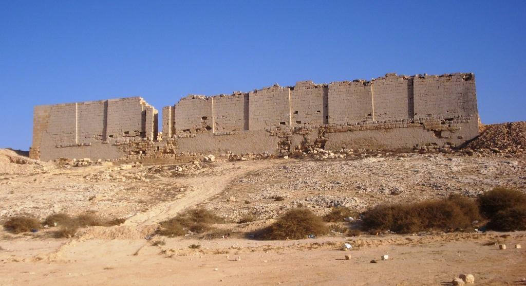 Templo taposiris magna