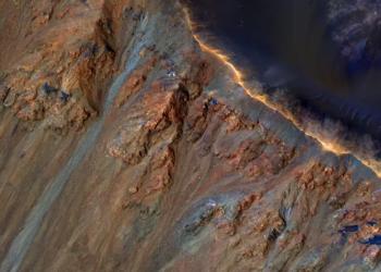 NASA / JPL / Universidade do Arizona