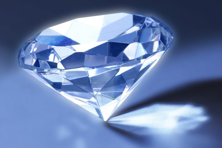 Sem eletricidade, os diamantes não se formam