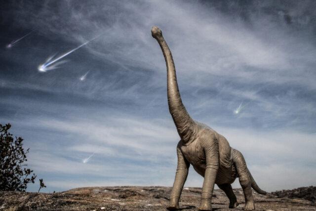 Origem do asteroide que matou os dinossauros