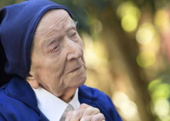 Irmã André. (Reuters)