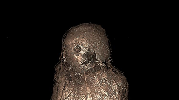 Múmia de lama