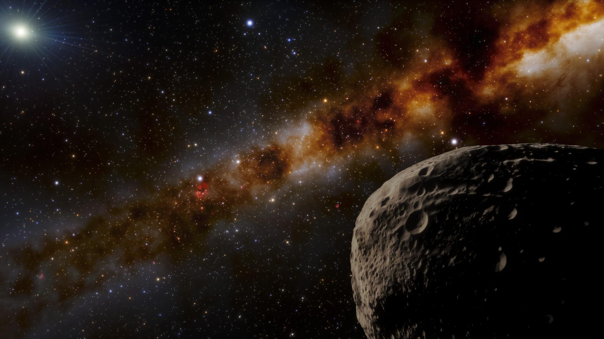 objeto mais distante do sistema solar