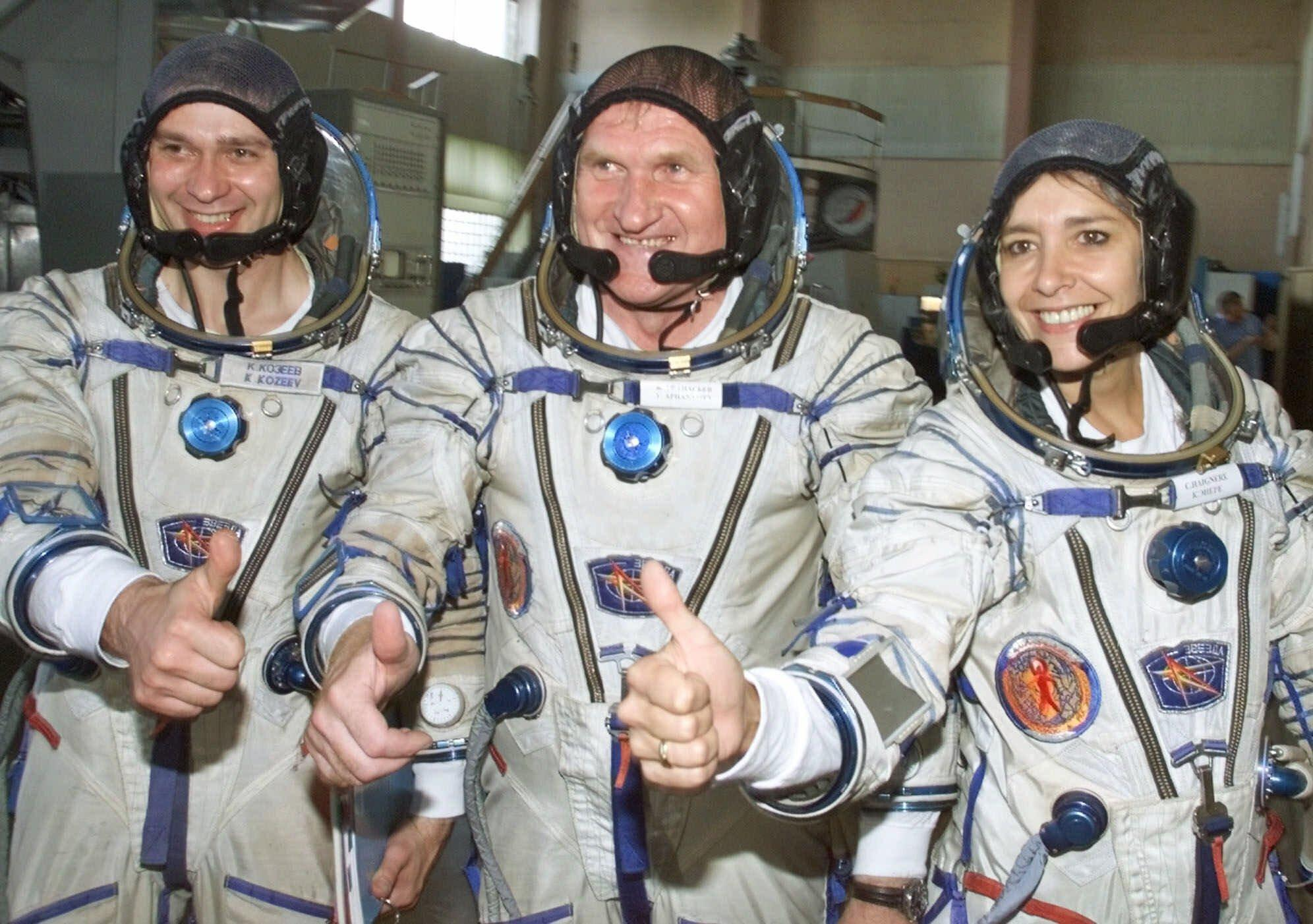 ESA busca pessoas com deficiência para serem astronautas