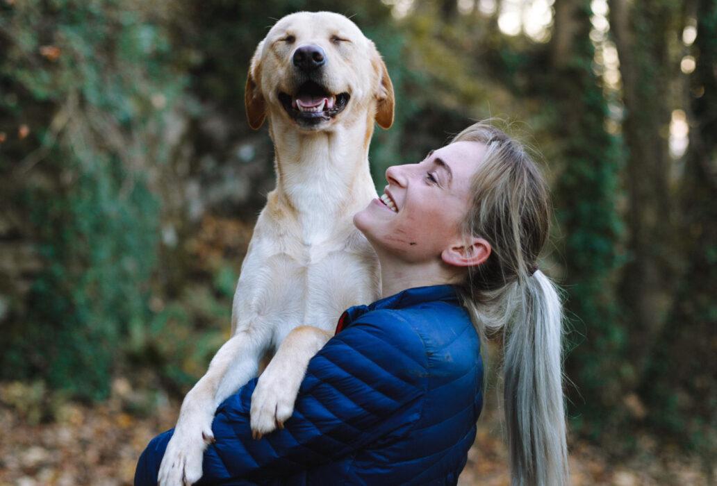 Relação entre cães e humanos