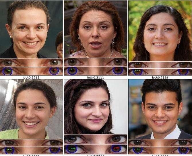 análise de deepfake