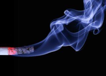 Análises mostram que o cigarro poderá sumir de diversos países nos próximos 20 anos. (Imagem de Ralf Kunze por Pixabay)