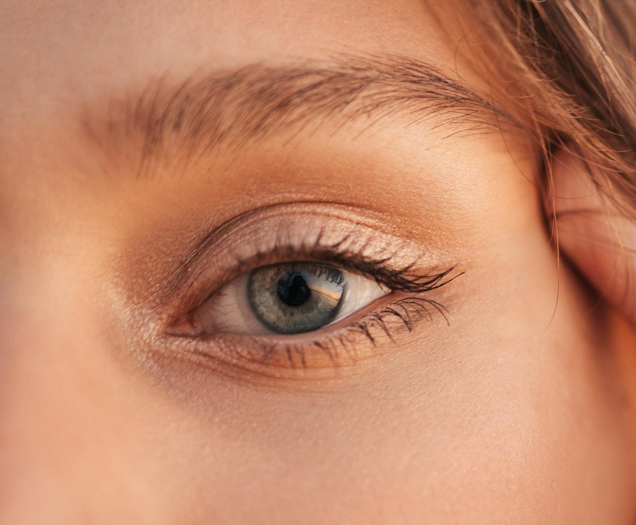 deepfake e o reflexo nos olhos