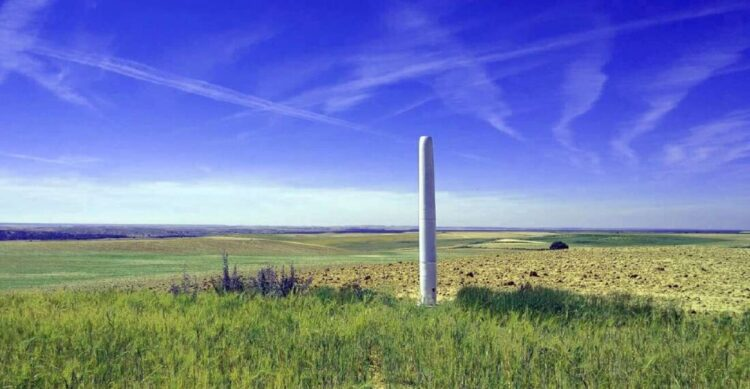 energia eólica sem hélices