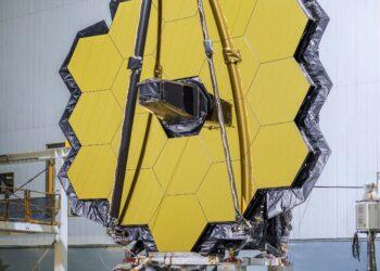 telescópio james webb
