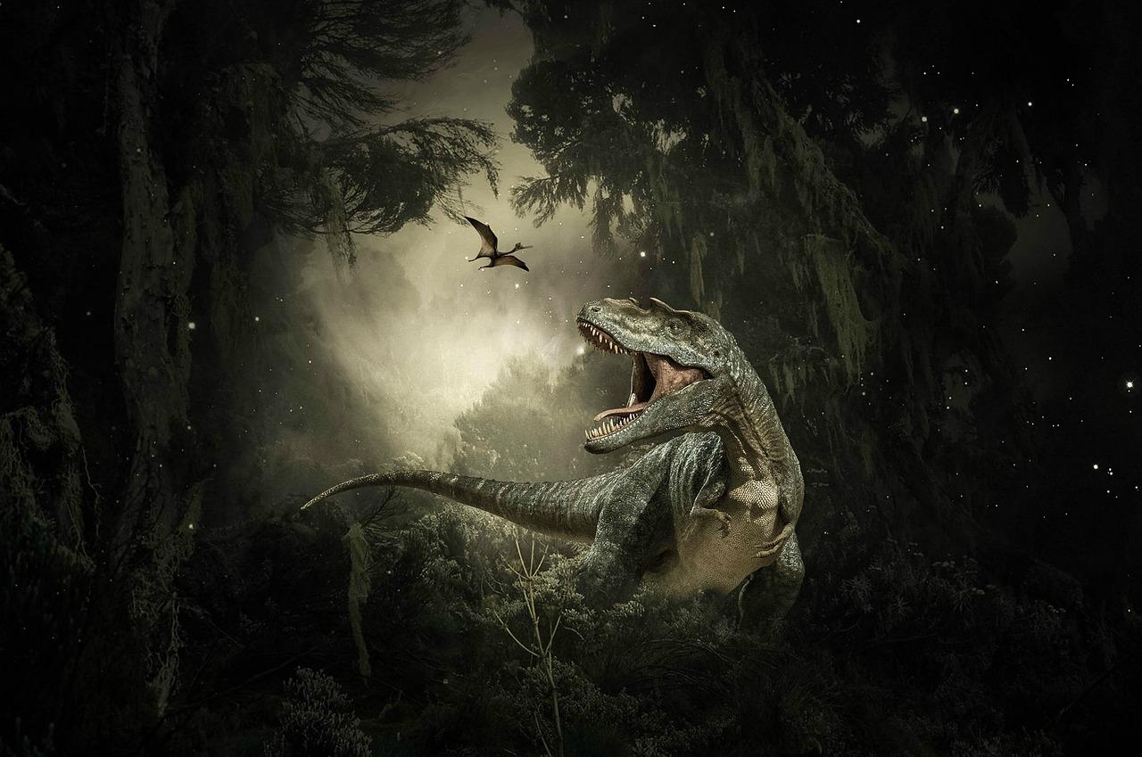 quantos tiranossauros viveram na Terra