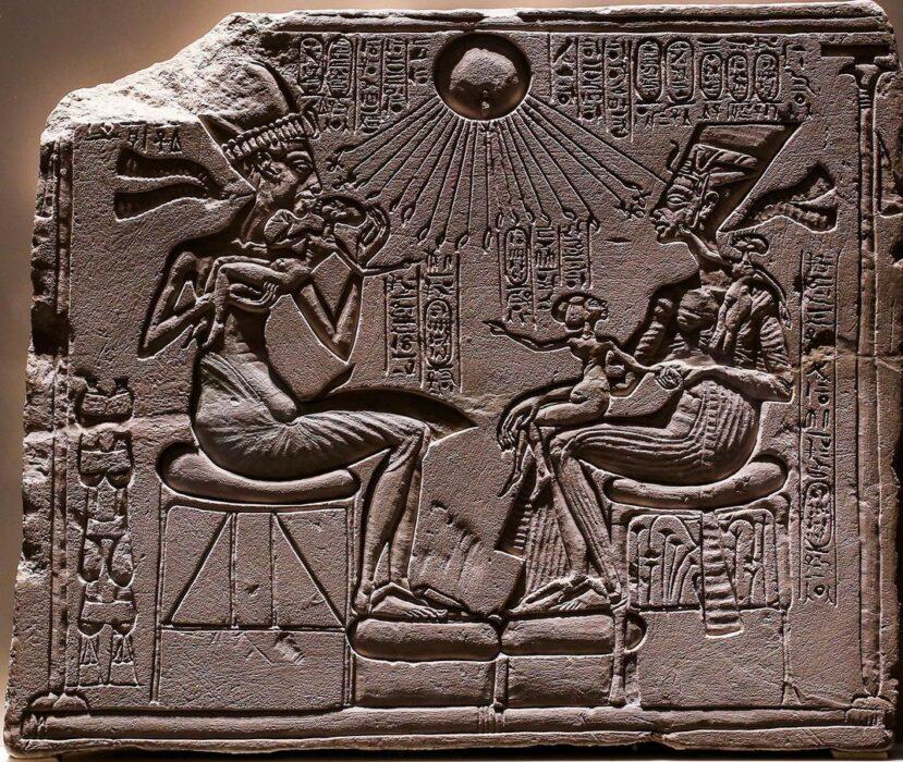 faraó Akhenaton