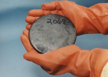 Pesquisadores chineses acabam de criar um novo isótopo de urânio em laboratório. (Imagem de WikiImages por Pixabay )