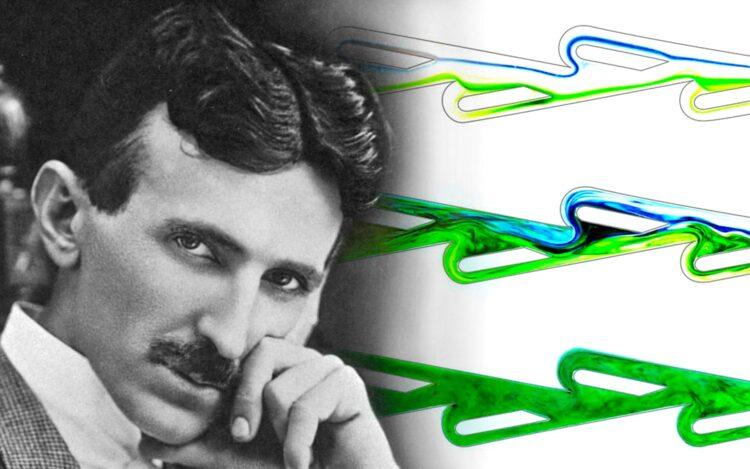 Válvula de Nikolas Tesla