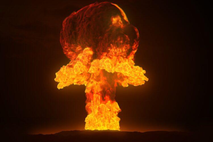 Este material raro foi forjado durante a explosão da primeira bomba atômica. Imagem: Alexander Antropov/Pixabay