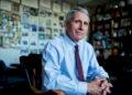 O imunologista Anthony Fauci. Imagem: Tom Williams/Getty Images