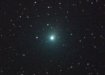 Cometa 46P/Wirtanen. Imagem: NASA