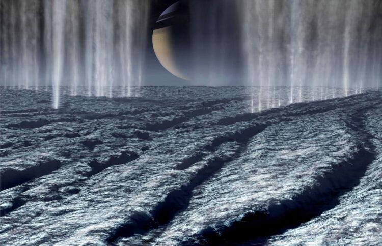 Imagem: Karl Kofoed/NASA