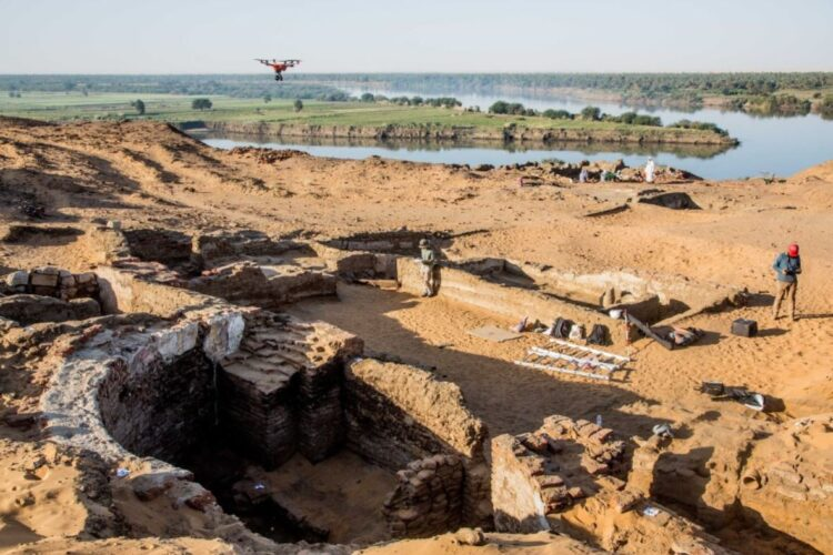Imagem: Polish Centre of Mediterranean Archaeology/University of Warsaw/M. Reklajtis